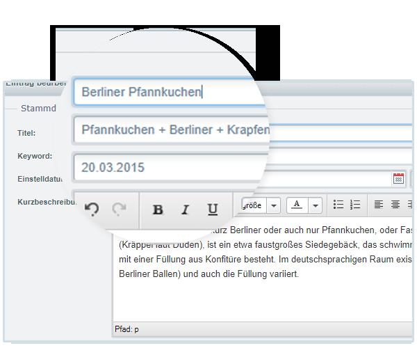 Lexikon / Glossar Professionell